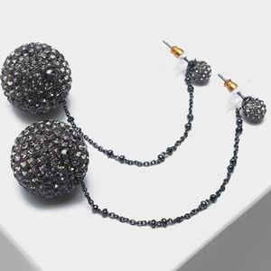 NEW! Kate Spade Razzle Dazzle Linear Earrings